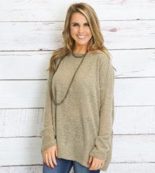 pikosweatertaupe