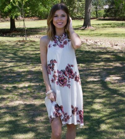 Daylight Blossoms Dress