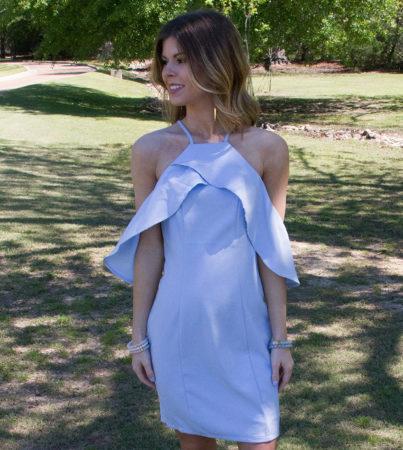 Laguna Beach Dress Blue 1