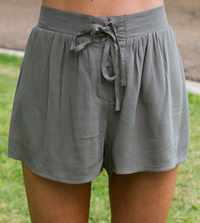 Olive It All Shorts