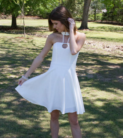 One In A Million Dress Ivory