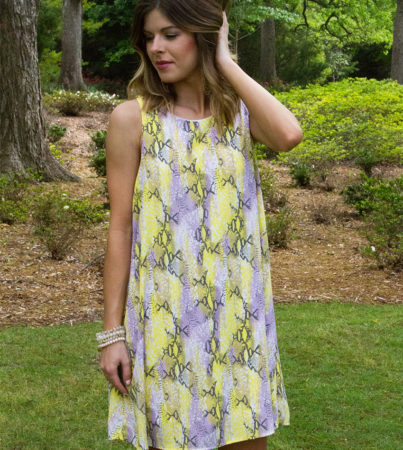 Python Party Dress 3