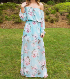 Whimsical Blooms Maxi