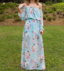 Whimsical Blooms Maxi 2