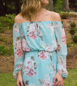Whimsical Blooms Maxi 5