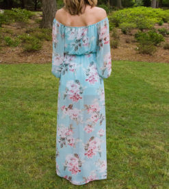 Whimsical Blooms Maxi 6