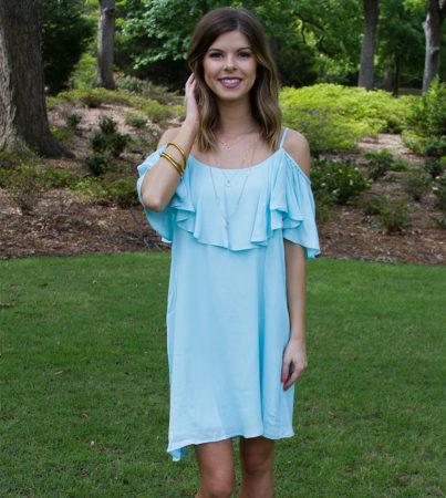 Blue Skies Dress 2