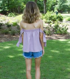 The Ellie Top Lavender 4