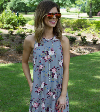 Wilflowers Dress 2