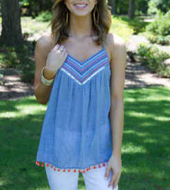 All In The Details Tank
