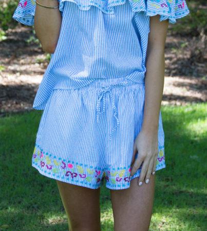 Bora Bora Baby Shorts