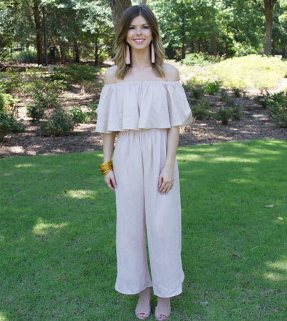 Charleston Affair Jumpsuit