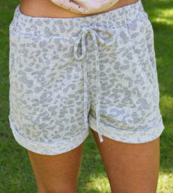 Leopard Shorts 2