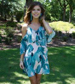 Perfect Palms Dress
