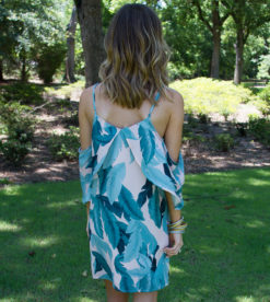 Perfect Palms Dress 10