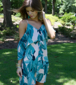 Perfect Palms Dress 4