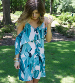 Perfect Palms Dress 6