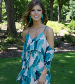 Perfect Palms Dress 9