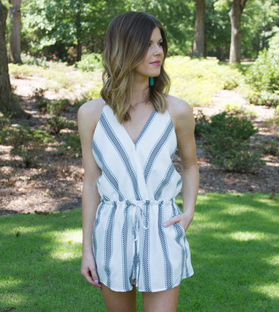 Summer Is Back Romper