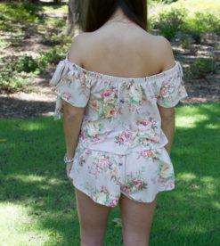 Sweet Escape Floral Outfit