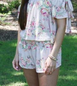 Sweet Escape Floral Shorts 2