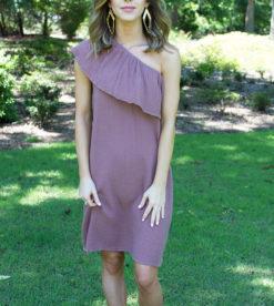 Sweet Shoreline Dress