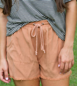 Rough Around The Edges Shorts
