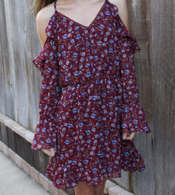 All That Floral Dress 2