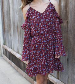 All That Floral Dress 3