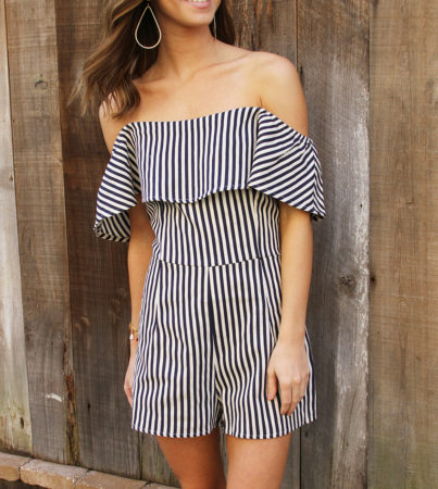 Down The Line Romper 2