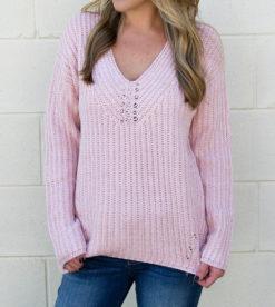 Girl Next Door Sweater