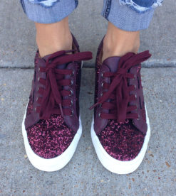 Glitter Sneaker 1