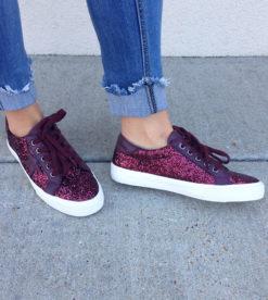 Glitter Sneaker 2