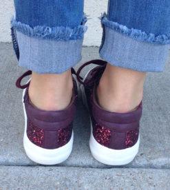 Glitter Sneaker 3