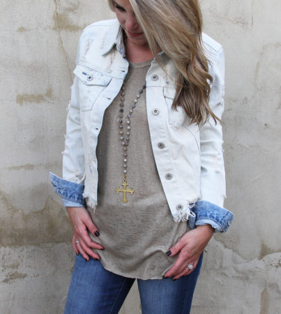 Revolve Denim Jacket