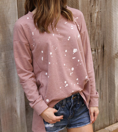 Splatter Paint Sweatshirt 2