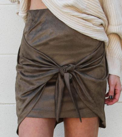 Olive Dream Skirt 2