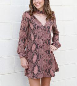Dahlia Dress 1