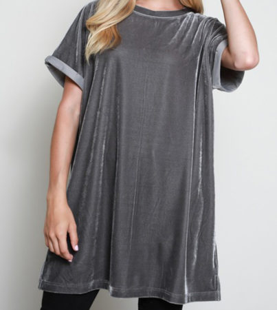 FavoriteSeasonDressGrey