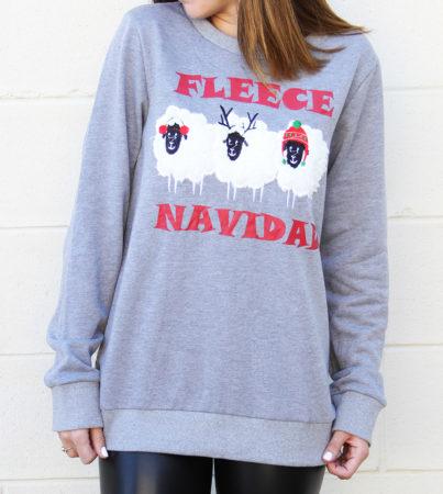 Fleece Navidad 2