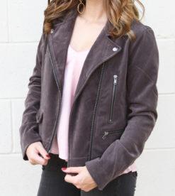 Velvet Goddess Jacket