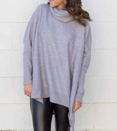 Chilly Weather Heather Grey