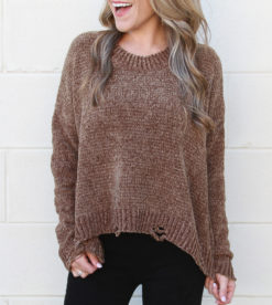 Cut To THe Chase Sweater 2
