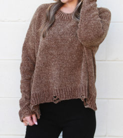 Cut To The Chase Sweater 3
