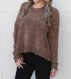 Cut To The Chase Sweater 4