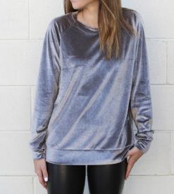 Everyday Velvet Grey 2