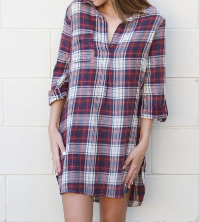 Fireside Plaid Tunic 3