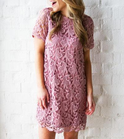 Crushing On Crochet Dress 2