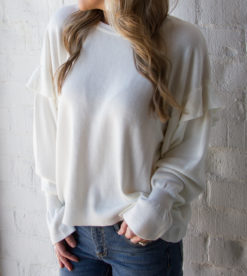 Ruthie Sweater Top 2