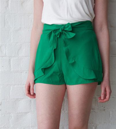 Kiss My Shamrock Shorts